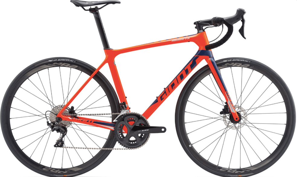 2019 Giant TCR Advanced 2 Disc - Lawrencia Cycle